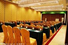酒店会议室图片