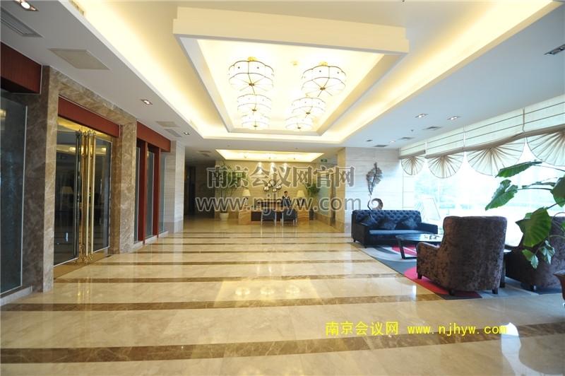 中琅假日酒店商务中心