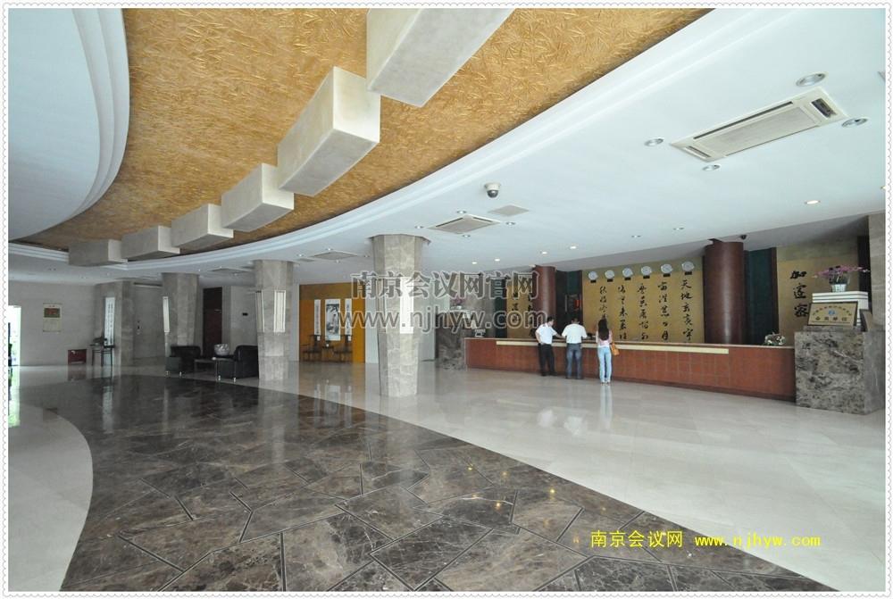 南京仙林賓館大廳