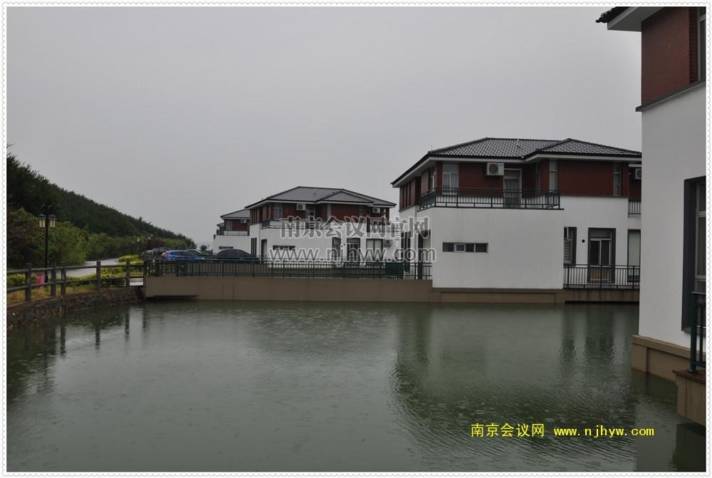 水上別墅外景