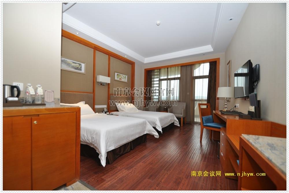冠景泊悅酒店標準間