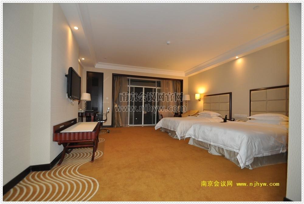 滁州碧桂园酒店标准间