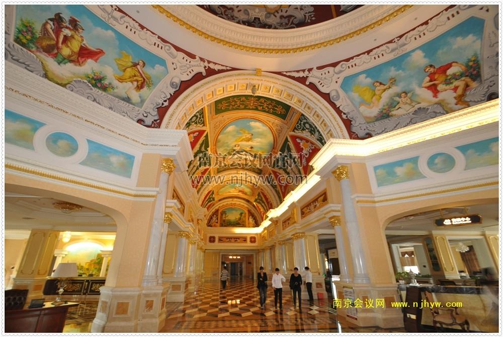 滁州碧桂园酒店壁画