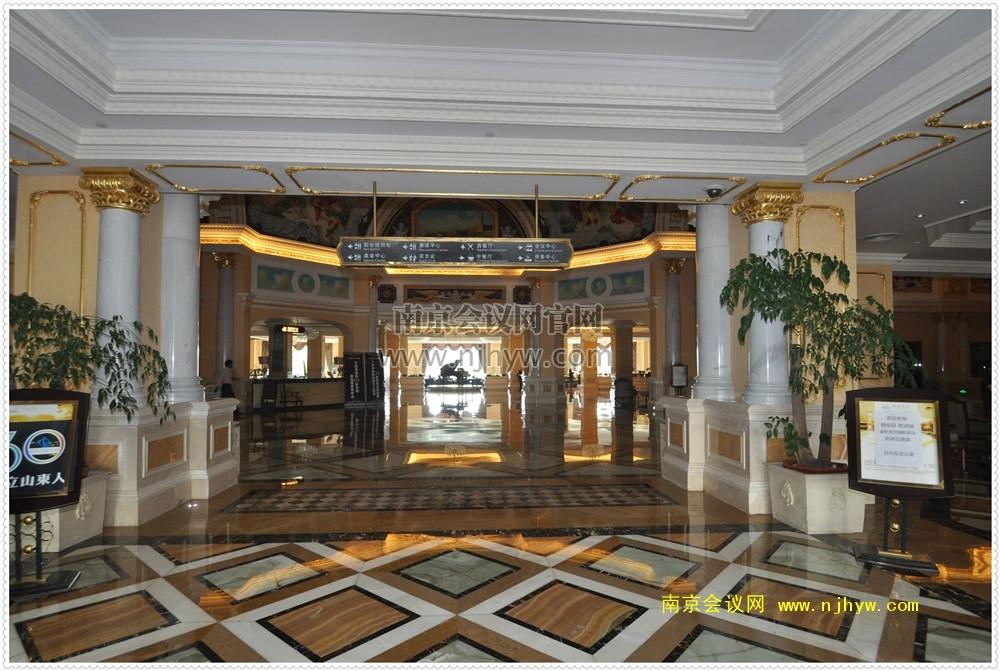 滁州碧桂园酒店大堂