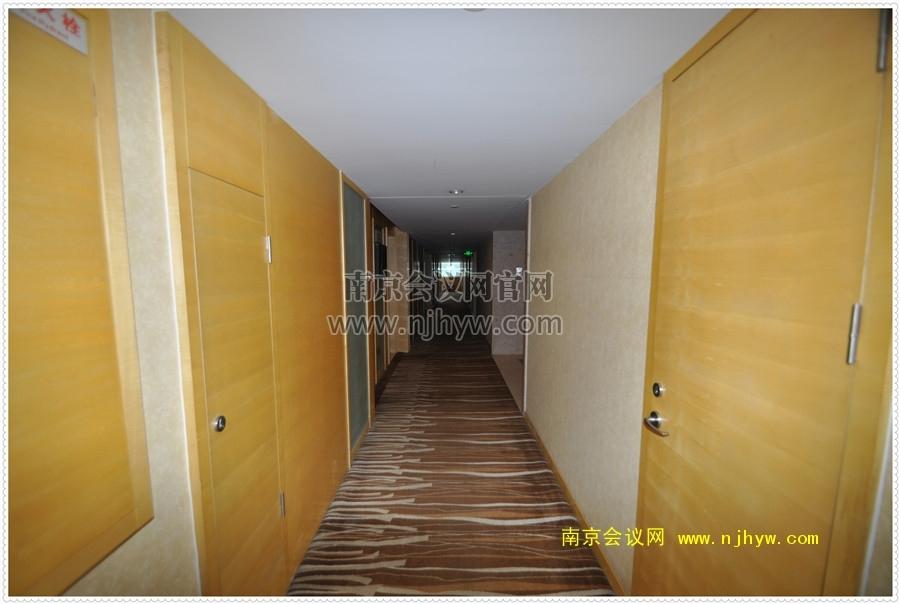 主楼客房走廊