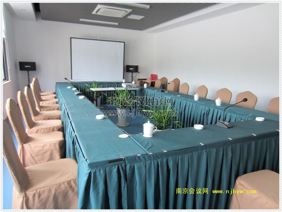 3号小会议室回型桌