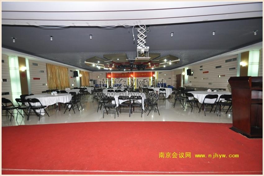 文澜宾馆多功能厅