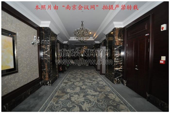2楼会议室走廊