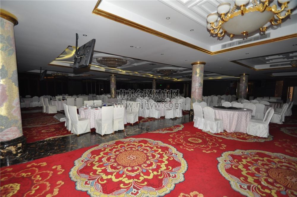 金元宝酒店宴会厅