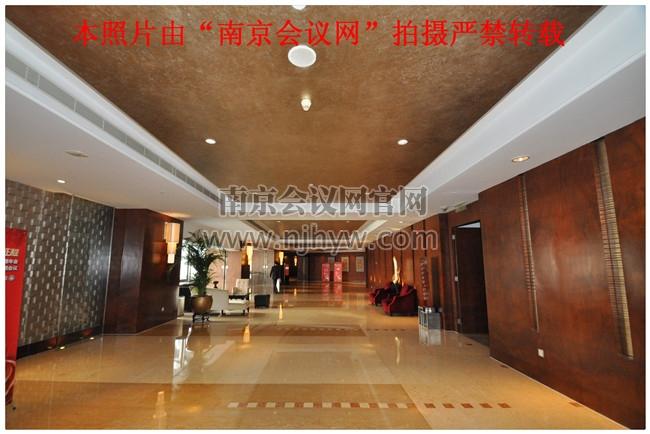 会议层走廊