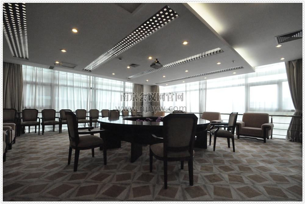 圓桌式會議室