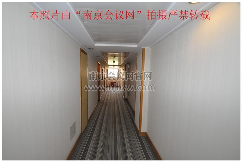普通客房走廊