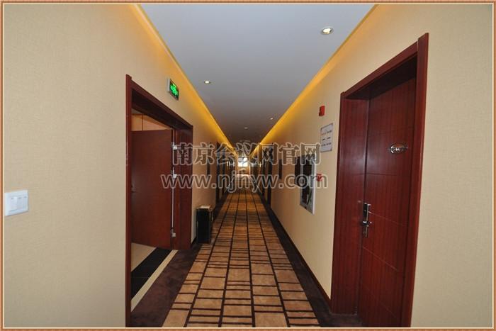 5号楼客房走廊