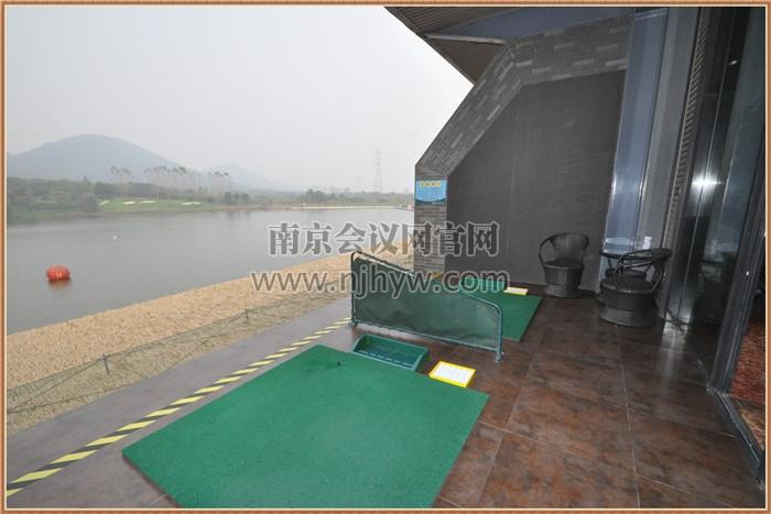 餐厅水上高尔夫