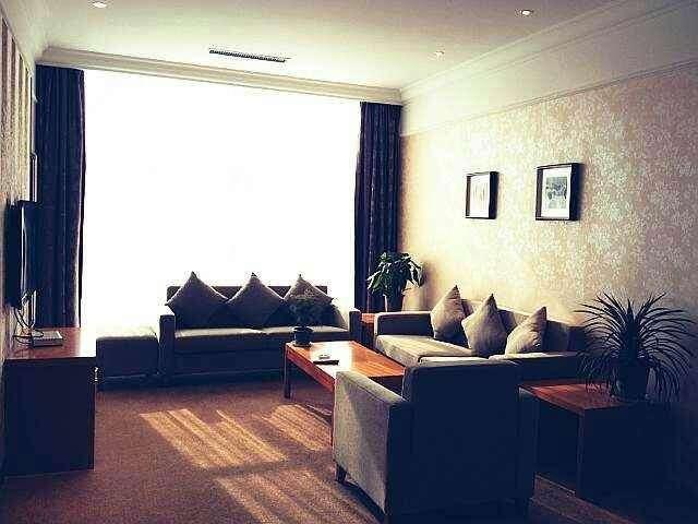 豪华套房客厅2