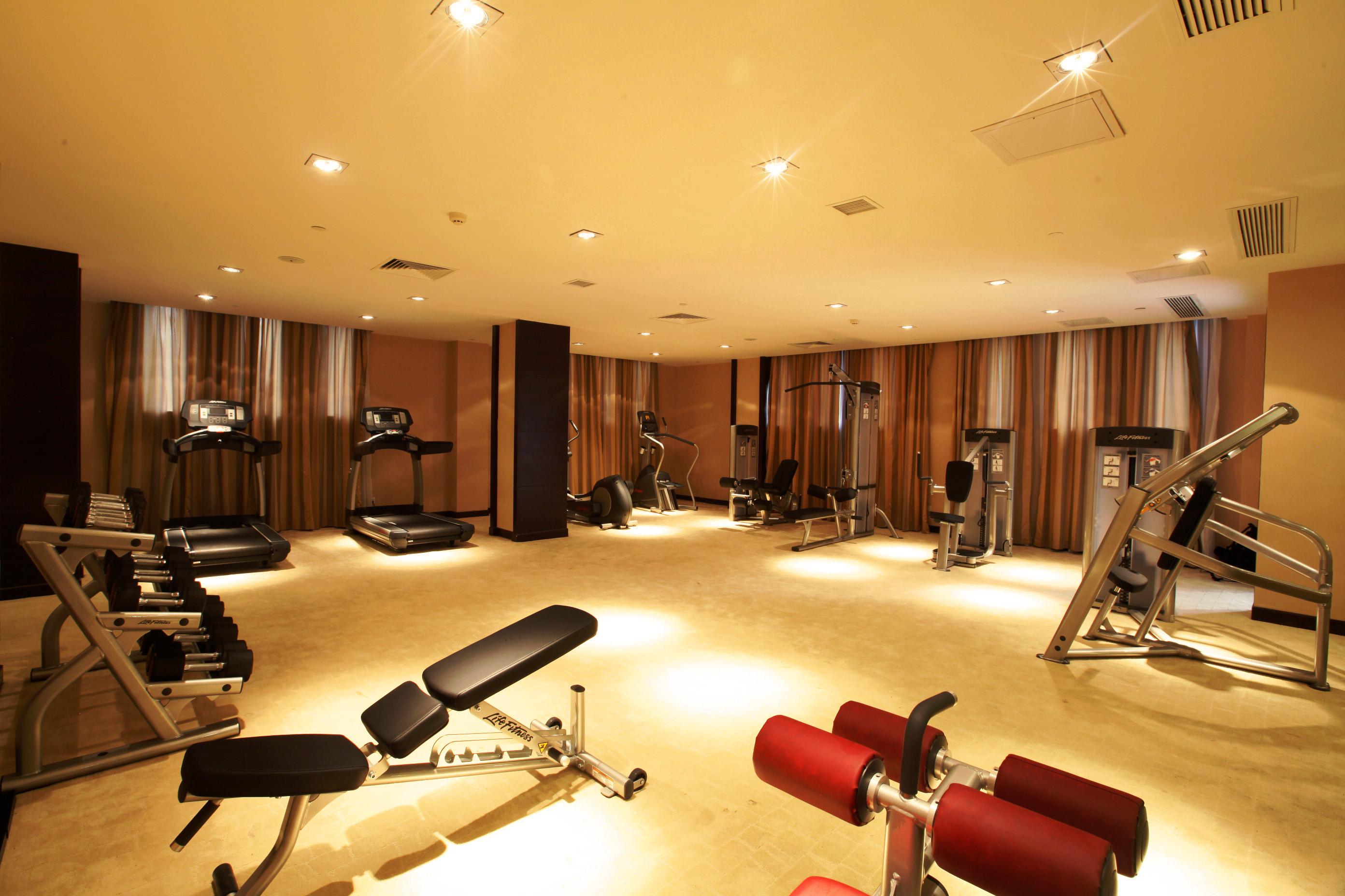康乐-健身房