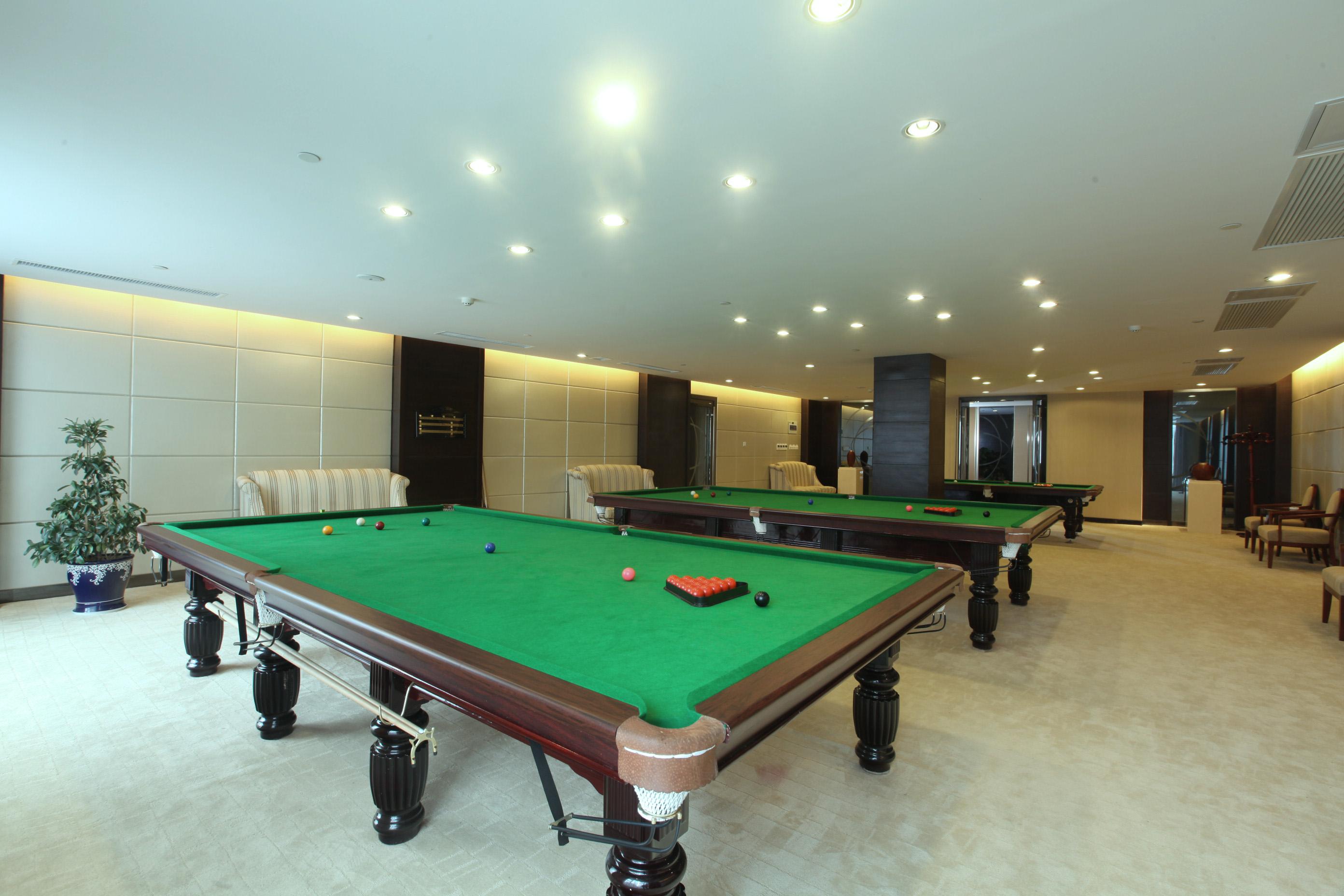 康乐-桌球室