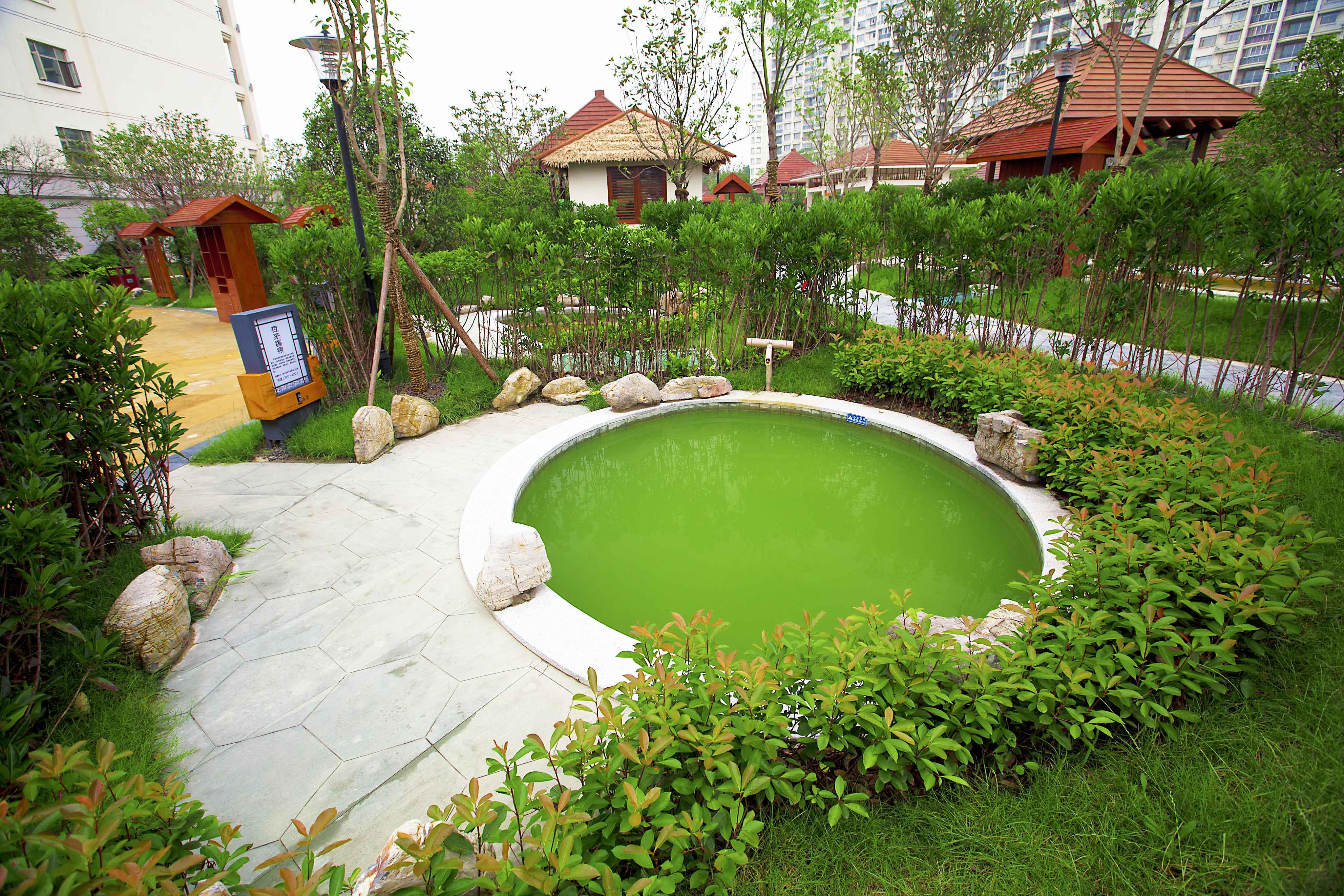 温泉-花香养颜区