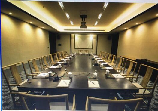 会议室(30人泰山厅)
